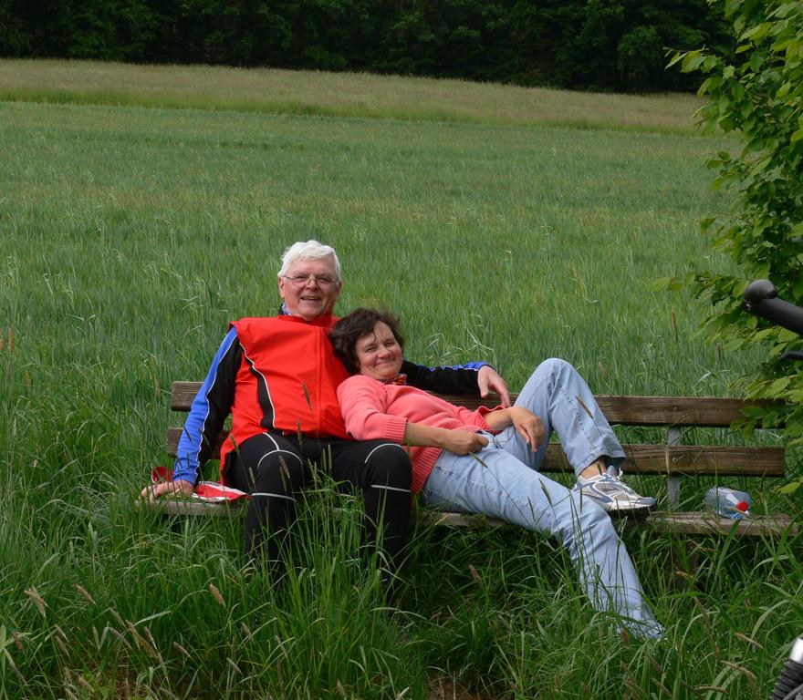 Rast bei Oberrimbach