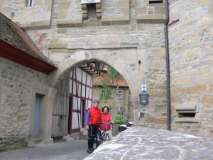 Rödelseer Tor in Iphofen