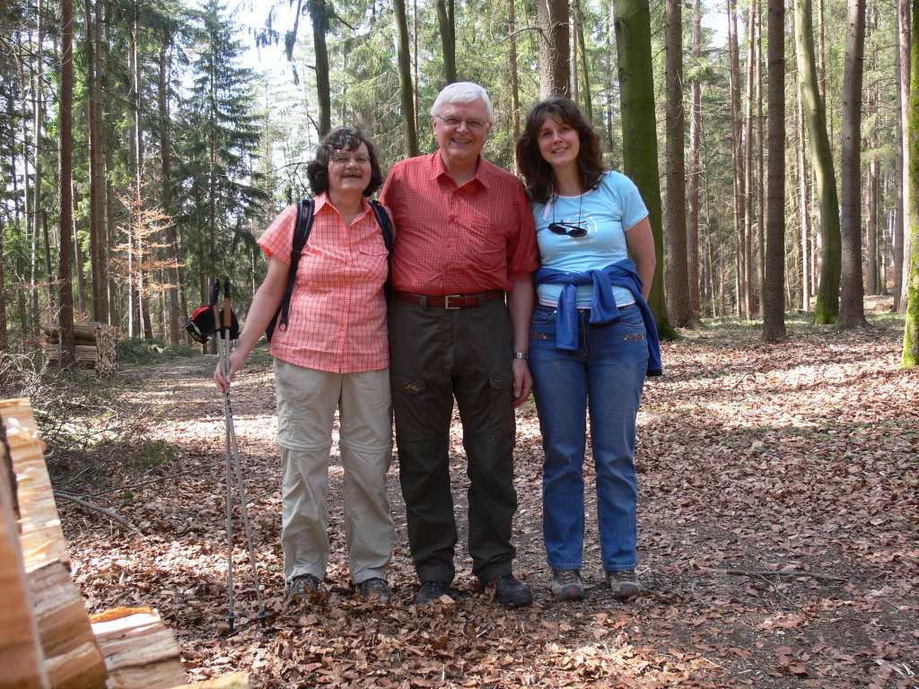 Ursula, Wilhelm, Anette