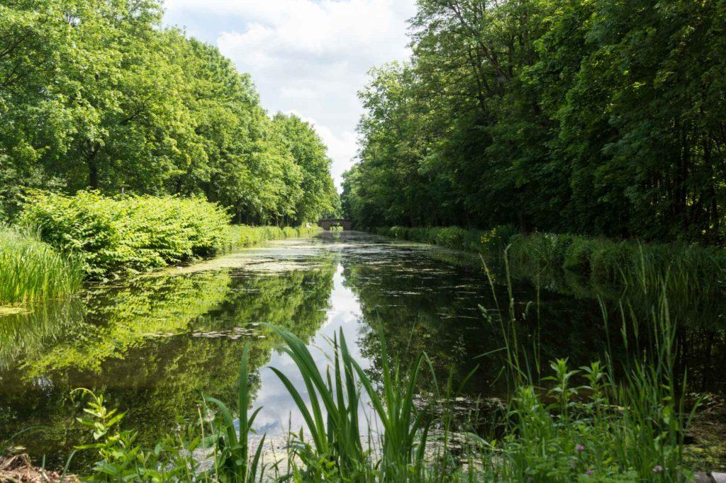 Am alten Kanal